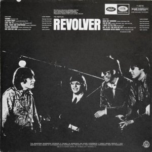 1966 - BEATLES - REVOLVERR B