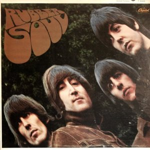 1966 - BEATLES - RUBBER SOUL A