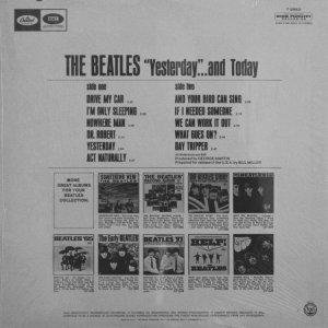 1966 - BEATLES - YESTERDAY B