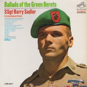 1966 - SADLER - GREEN BERETS A