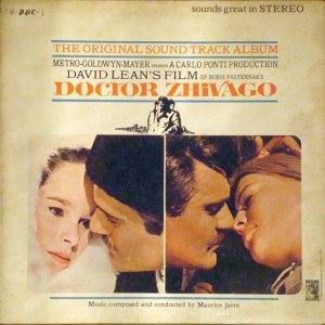1966 - SOUNDTRACK - DR ZHIVAGOA
