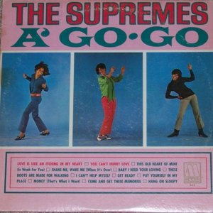 1966 - SUPREMES A GO GO A