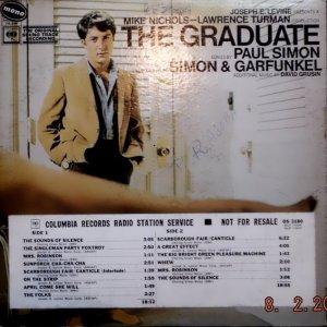 1968 - 03 SIMON GARFUNKLE A