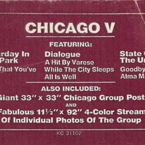 1972 - 09 CHICAGO B