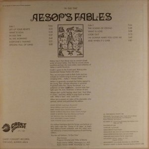AESOPS FABLES 1969 B