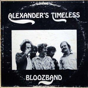 ALEXANDERS TIMELESS BLOOZ 1967 A