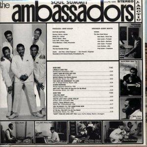 AMBASSADORS 1969 B