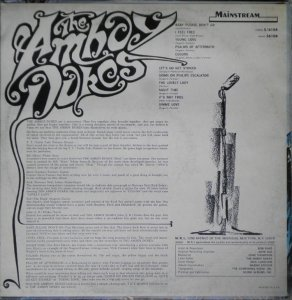 AMBOY DUKES 1968 B