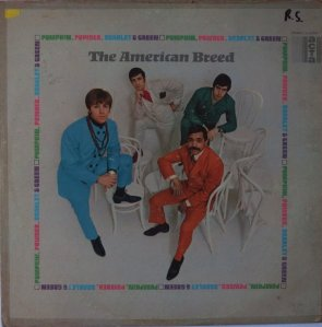 AMERICAN BREED 1968 A