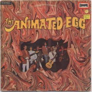 ANIMATED EGG 1968 A