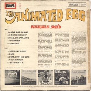 ANIMATED EGG 1968 B
