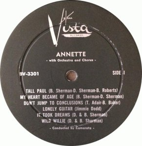 ANNETTE 1959 C