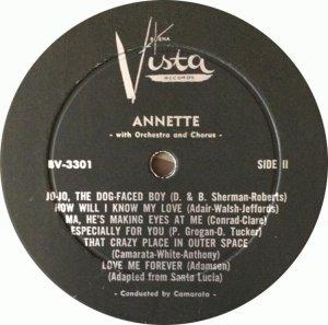 ANNETTE 1959 D