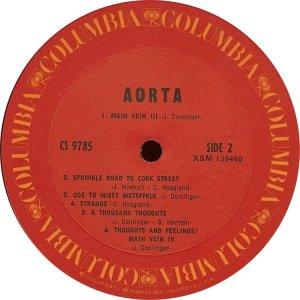 AORTA 1969 D