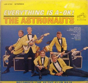 ASTRONAUTS 1963 A