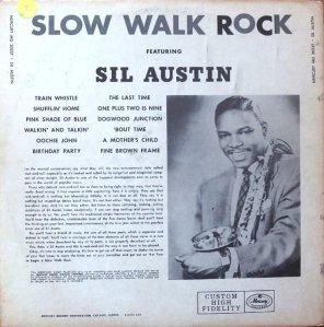 AUSTIN SIL 1957 B