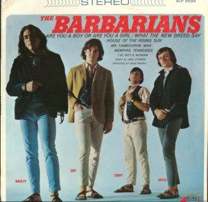 BARBARIANS 1966 A