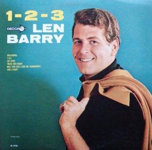 BARRY LEN 1965 A