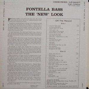 BASS FONTELLA 1966 B
