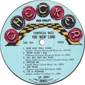 BASS FONTELLA 1966 C