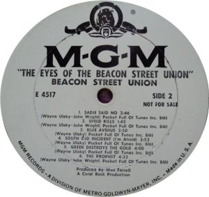 BEACON STREET UNION 1968 D