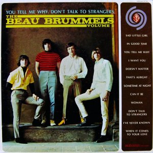 BEAU BRUMMELS 1965 AA