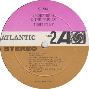 BELL & DRELLS 1968 D