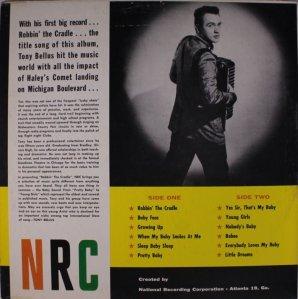 BELLUS TONY 1960 B