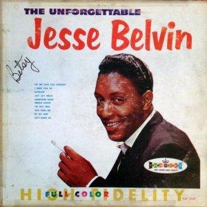 BELVIN JESSE 1959 A