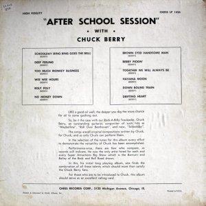 BERRY CHUCK - 1957 B
