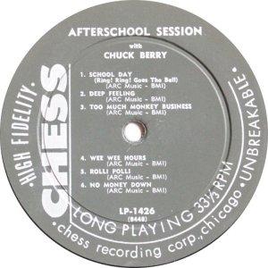 BERRY CHUCK - 1957 C