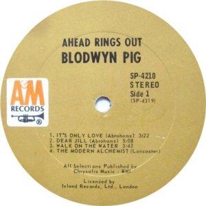 BLODWYN PIG 1969 C