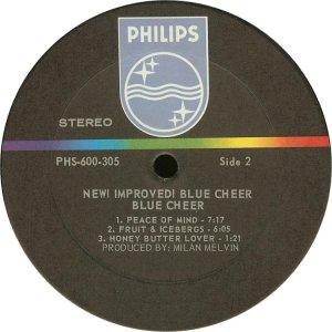 BLUE CHEER 1969 D