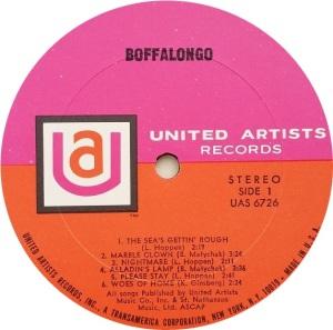 BOFFALONGO 1969 C