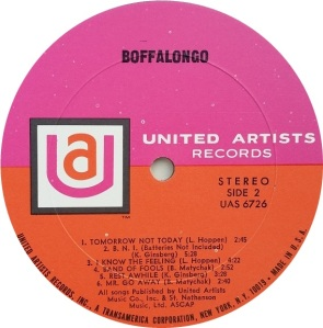 BOFFALONGO 1969 D