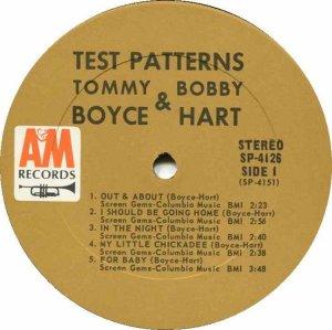 BOYCE HART 1967 C