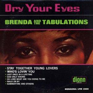 BRENDA TABULATIONS 1967 A