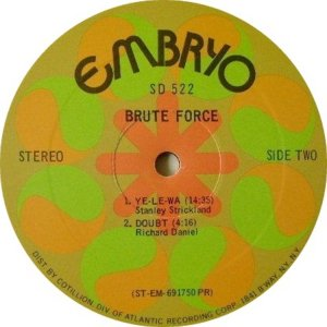 BRUTE FORCE 1970 D