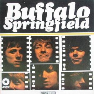 BUFFALO SPRINGFIELD 1966 A