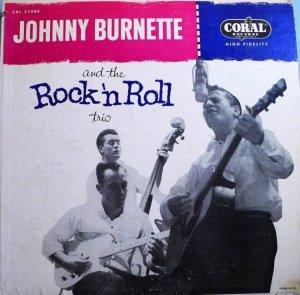 BURNETTE TRIO 1956 A