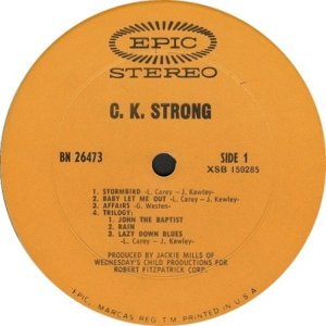 C.K. STRONG 1968 (3)