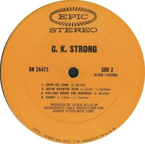 C.K. STRONG 1968 (4)