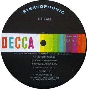 CAKE 1967 C