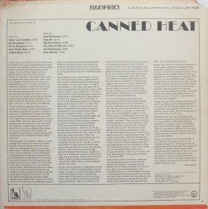 CANNED HEAT 1967 B