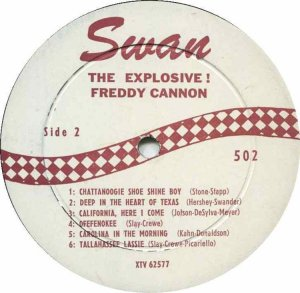 CANNON FREDDY 1959 D