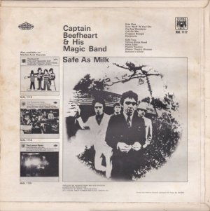 CAPTAIN BEEFHEART 1969 B