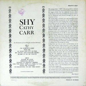 CARR CATHY 1959 B
