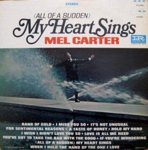 CARTER MEL 1966 A