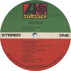 CARTOONE 1969 C
