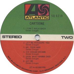 CARTOONE 1969 D